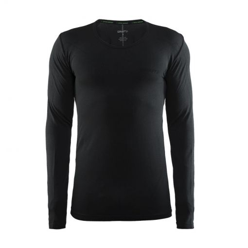 Craft heren thermo shirt lange mouw Active Comfort - zwart