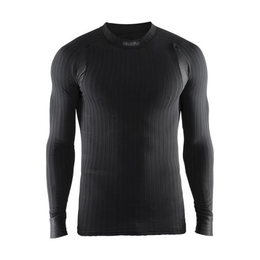 Craft heren thermo shirt lange mouw Active Extreme - Antraciet