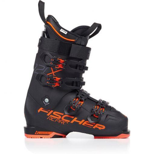 Fischer heren ski schoen Rc Pro 120 X - Zwart
