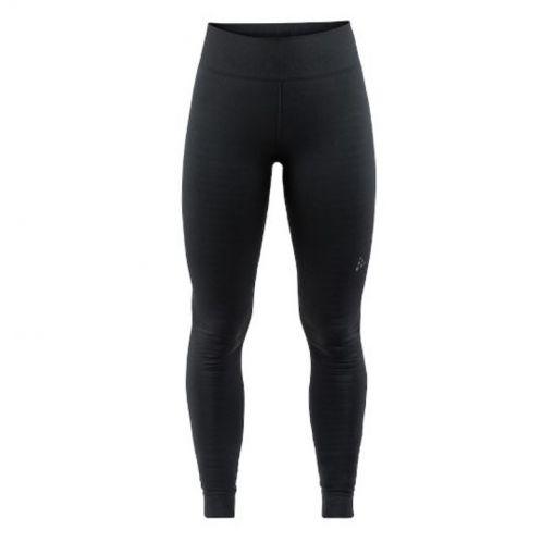 Craft dames thermo broek Warm Comfort - zwart