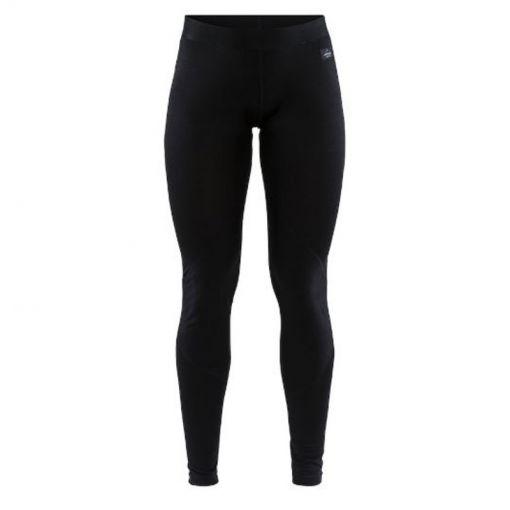 Craft dames thermo broek Merino Lightweight - zwart