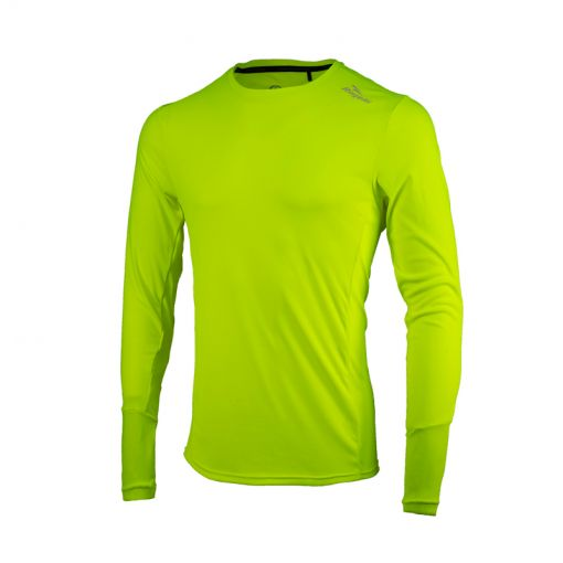 Running Shirt LM Basic - Geel