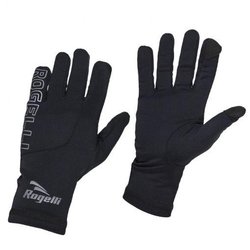 R. Handschoen Touch - Zwart