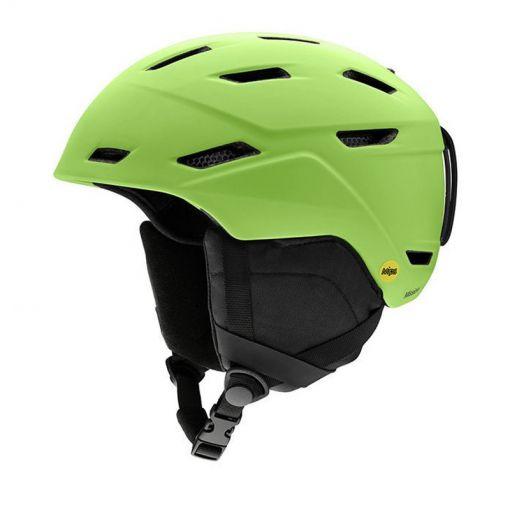 Smith ski helm Mission - Geel