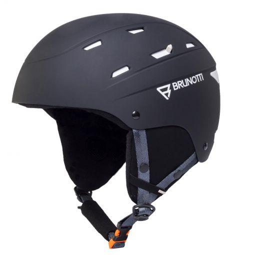 Brunotti ski helm Field 1 - Zwart