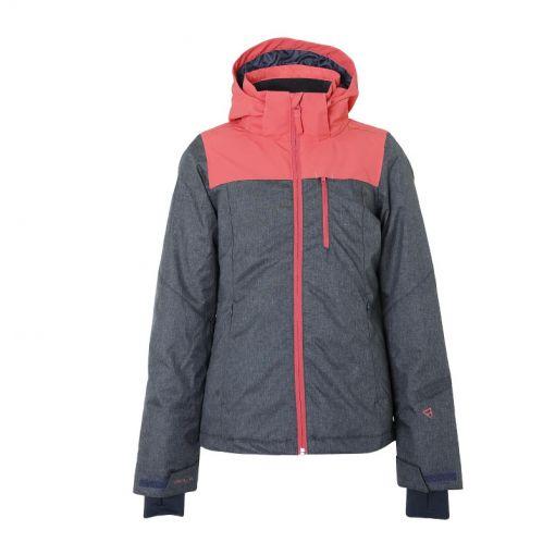 Shasta S JR Girls Snowjacket - Roze