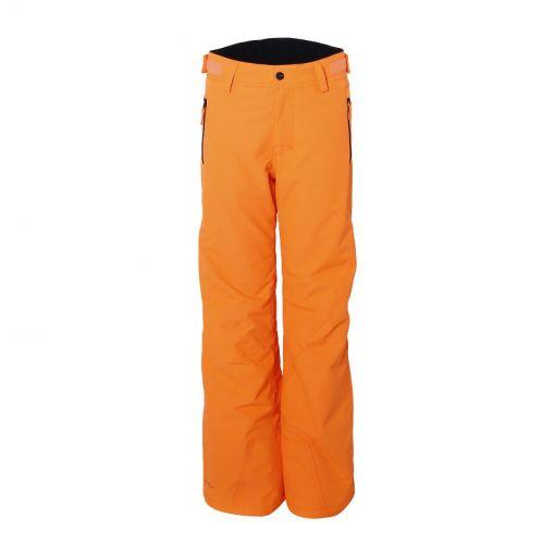 Gobi S JR Boys  Snowpants - oranje