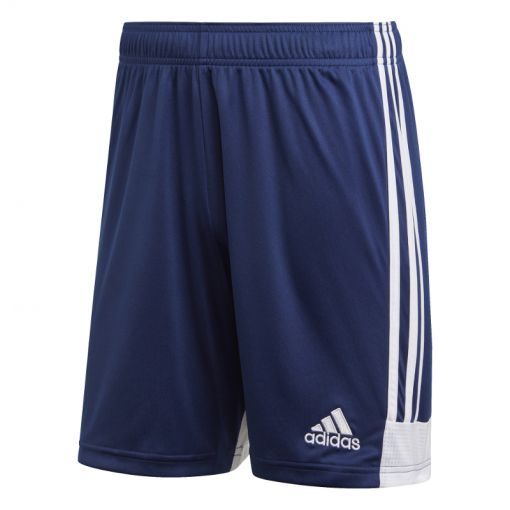 Adidas heren training korte broek Tastigo 19 - donker blauw