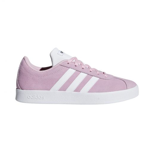 Adidas junior casual schoen Vl Court 2.0 - TRUPNK/FTWWHT/CBL TRUPNK/FTWWH