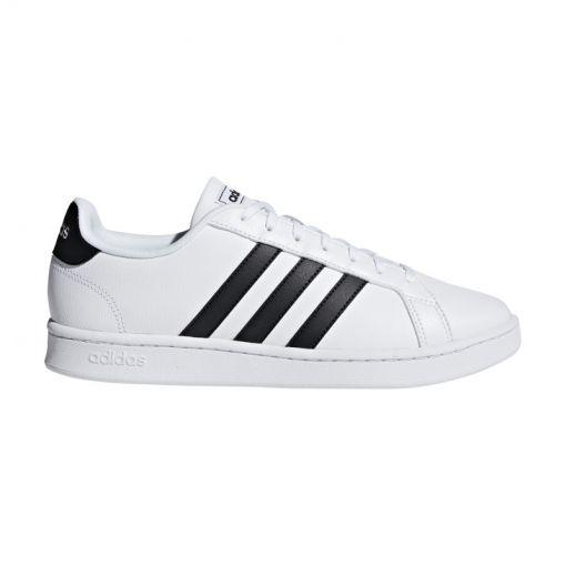 Adidas heren casual schoen Grand Court - Wit