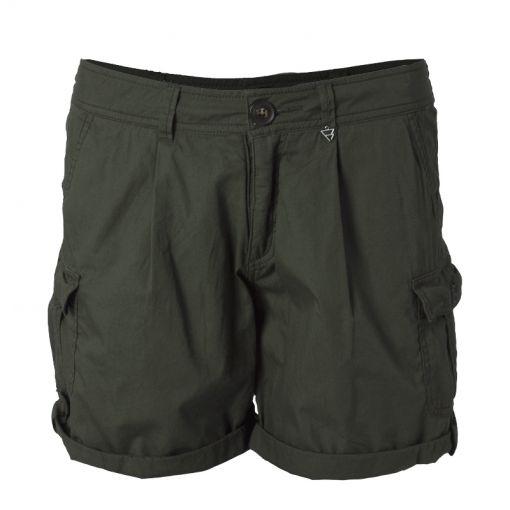 Brunotti dames short Kamikaze - groen