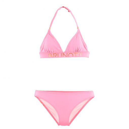 Brunotti meisjes bikini Irenea - Roze/Oranje