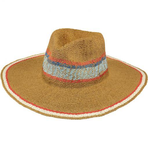 Barts dames hoed Zaan Hat - Bruin