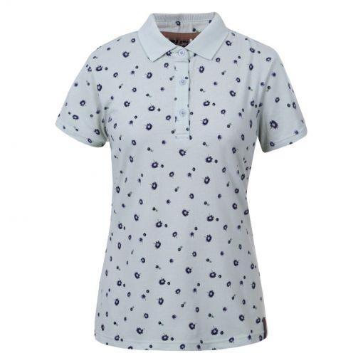 Icepeak dames t-shirt Lucille - Geel
