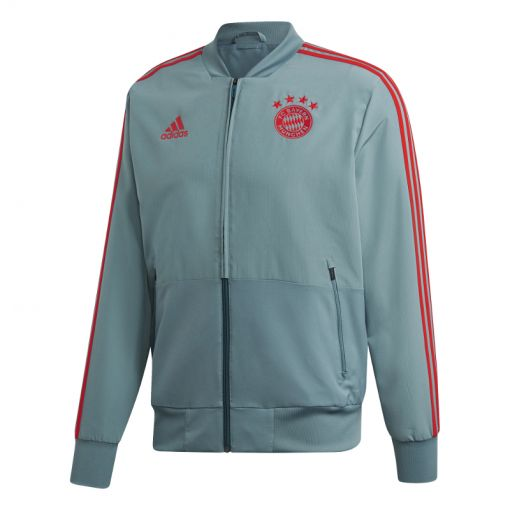 FC Bayern PRE JKT - Groen