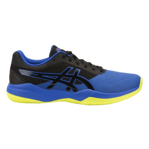 Asics heren tennis schoen Game 7 - Zwart