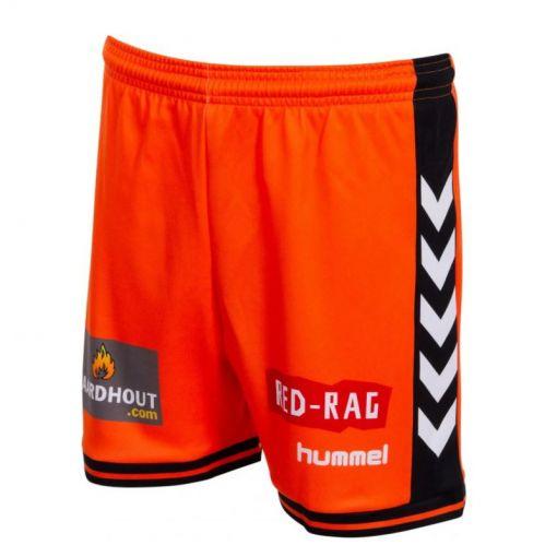 Hummel NHV Dames Short - Oranje