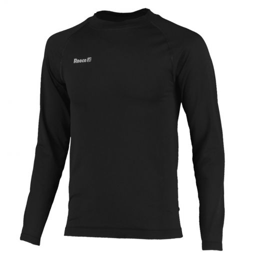 Reece Baselayer Shirt - Zwart