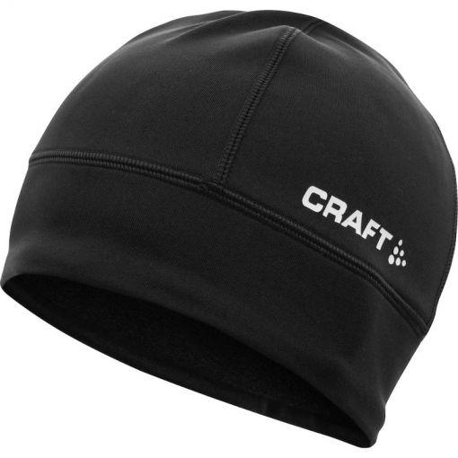 Light Thermal Hat - Zwart