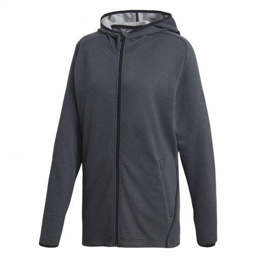 Adidas heren fitness vest Trh Spr - CARBON/BLACK