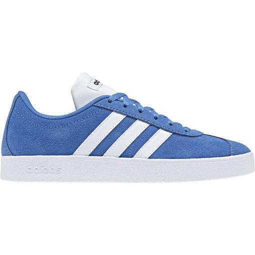Adidas junior casual schoen Vl Court 2.0 K - TRUBLU/FTWWHT/CBL TRUBLU/FTWWH