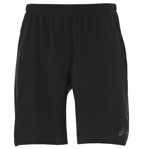 Asics heren running korte broek 2 in 1 7inch - Zwart