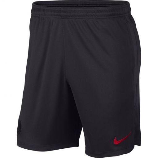 Nike heren voetbal short PSG Dry Strike - Grijs