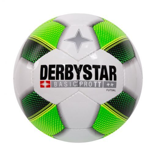 Derbystar zaalvoetbal Basic Pro TT - Wit