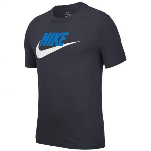 Nike heren t-shirt Sportswear - Donker blauw