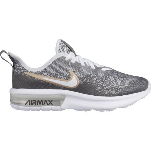 Nike junior Air Max Sequent 4 EP - Wit