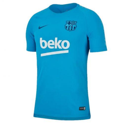 Nike FC Barcelona voetbalshirt SS - 482 EQUATOR BLUE/EQUATOR BLUE/