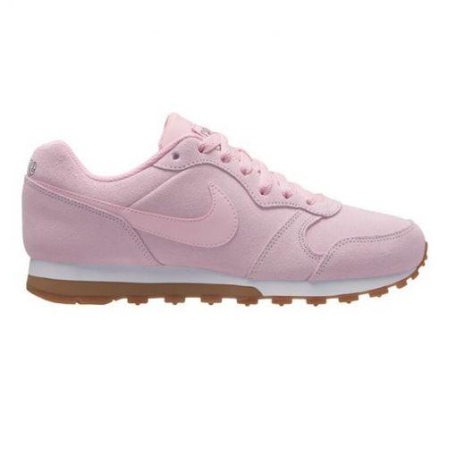 Nike dames casualschoen MD Runner 2 - 601 PINK FOAM /PINK FOAM -BLAC