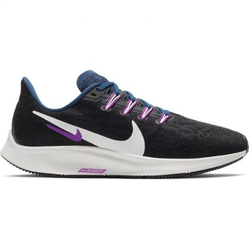 Nike dames fitness schoen Air Zoom Pegasus 36 - 012 Black/Summit