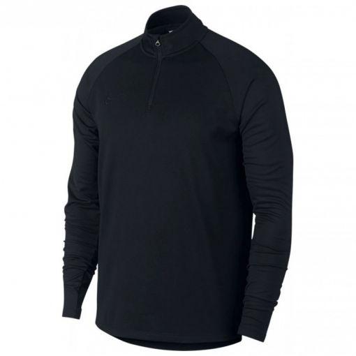 Nike heren trui Dry Academy Dril - Zwart