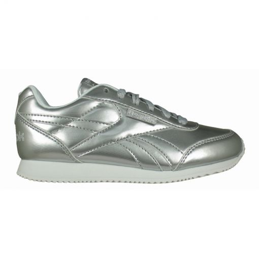 Reebok junior fitness schoen Royal CLJOG 2 - Zilver