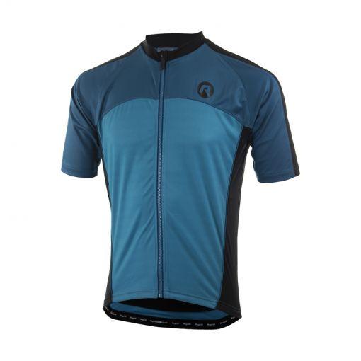 Rogelli heren wielrenshirt Mantua 3.0 - Blauw/Zwart