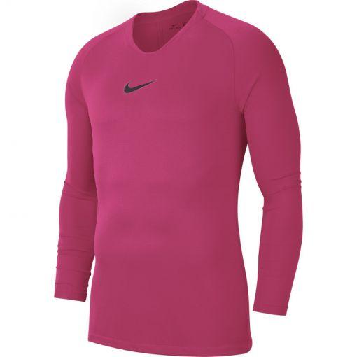 Nike heren voetbalshirt Academy 19 thermo - 616 Vvdpnk/Black