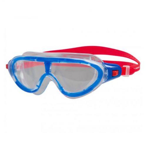Speedo zwembril Biofuse Rift - C811 Red/Blu