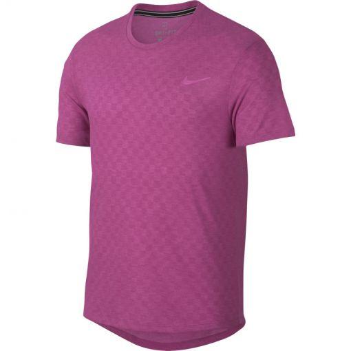 Nike heren tennis shirt Challenger - 623 Actfch