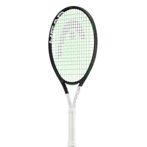 Head junior tennisracket Speed 25 - STD black-white