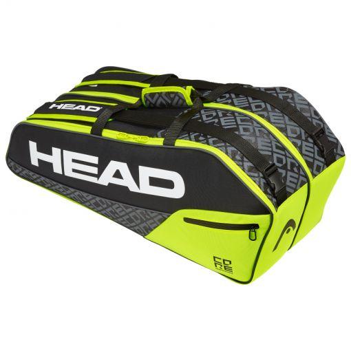 Head tennistas Core 6R combi - zwart