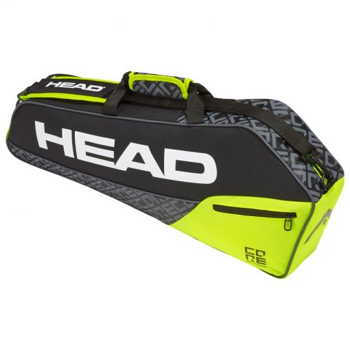 Head tennistas Core 3R pro - zwart