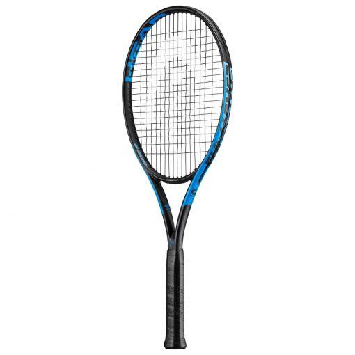Head senior tennisracket Challenger MP - STD black-bleu