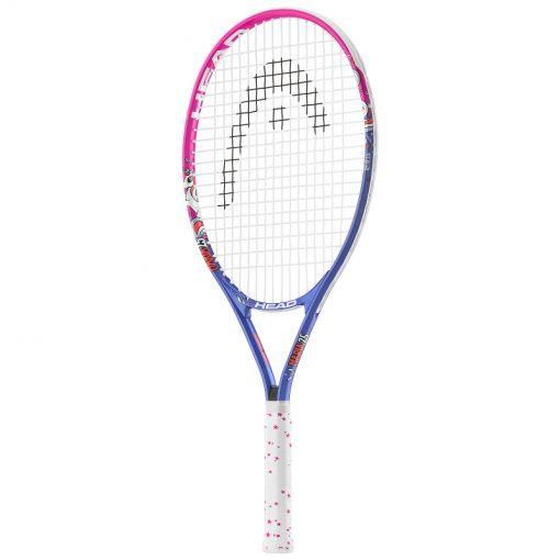 Head junior tennisracket Maria 25 - STD pink-purple