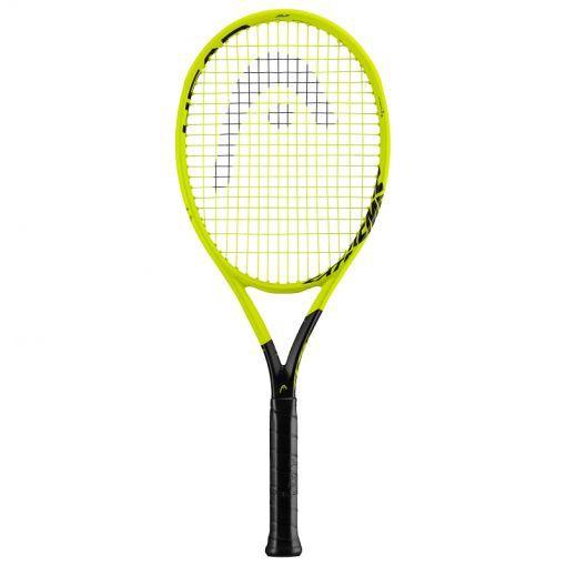 Head senior tennisracket Graphene 360 Extreme - Zwart