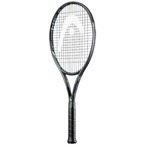 Head senior tennisracket Graphene Touch Instinct M - Zwart