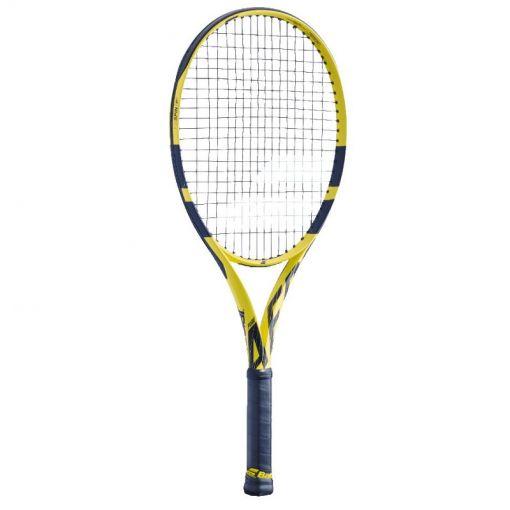 Babolat junior tennis racket Aero 26 - Geel