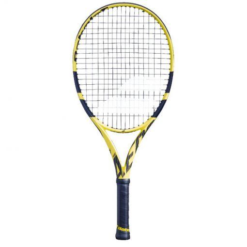 Babolat junior tennis racket Aero 25 - Geel