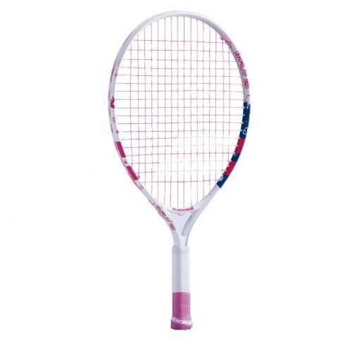 babolat junior tennis racket B Fly 21 - Zwart