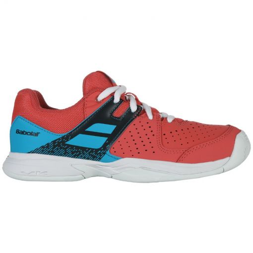 Babolat junior tennis schoen Pulsion Ac Jr - 5026 Pink/Sky Blue